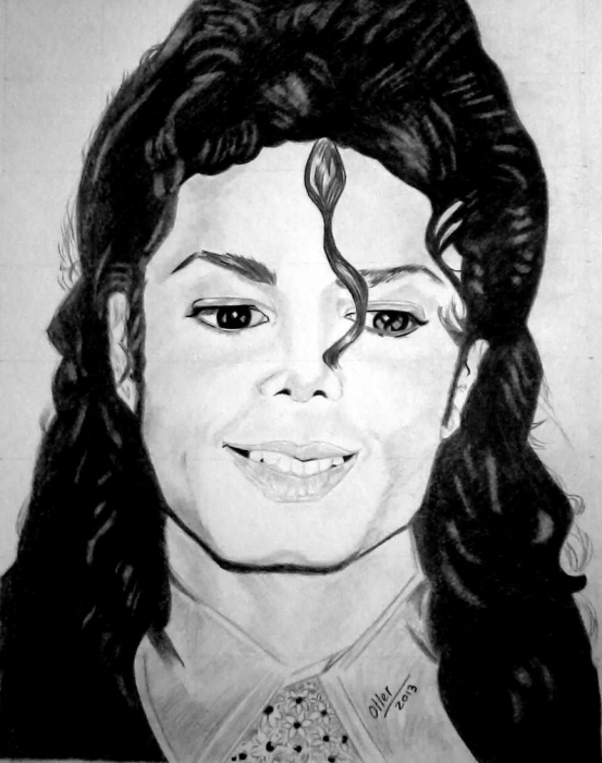 Michael Jackson by oller